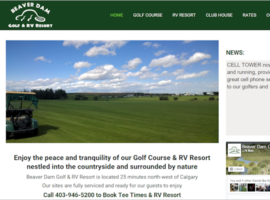 Beaver Dam Golf & RV Resort