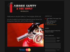 Airdrie Safety & Fire Supply