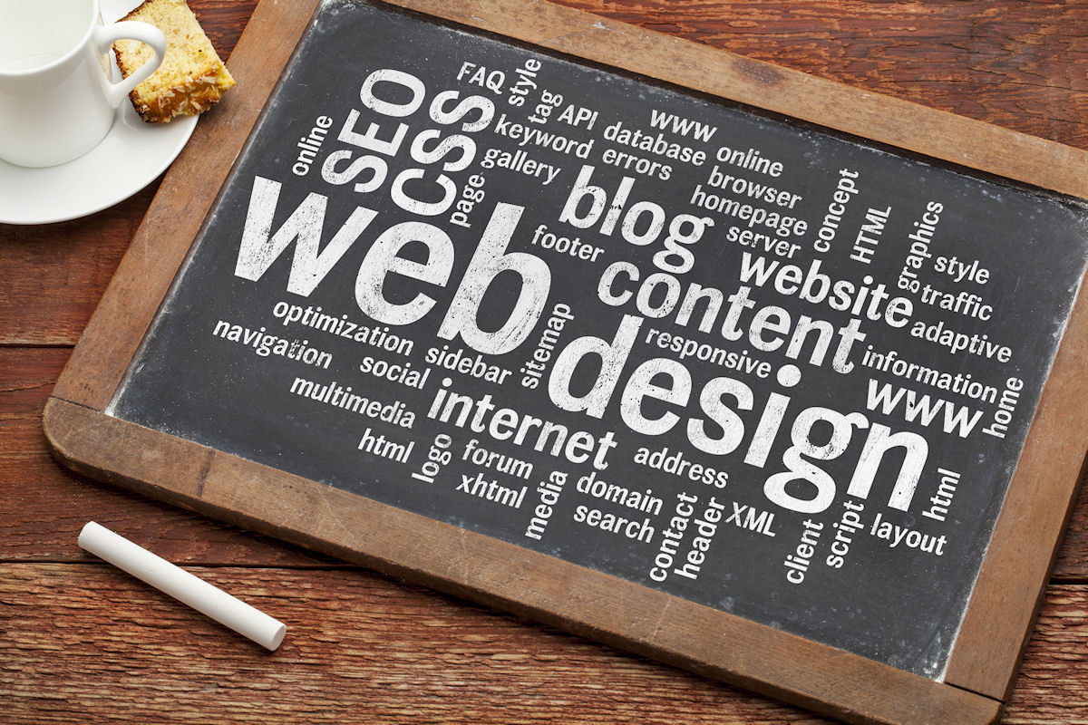 airdrie web design